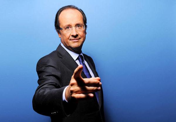 François Hollande Président France 2012